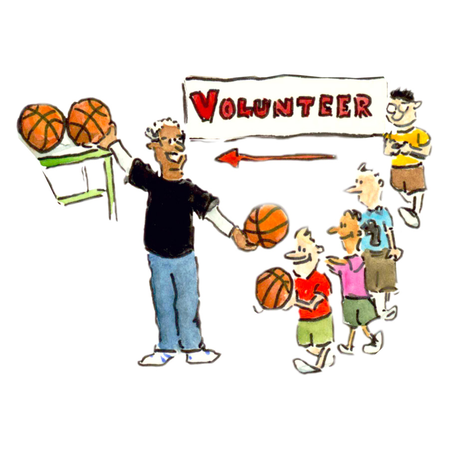 YMCA Volunteer Coach