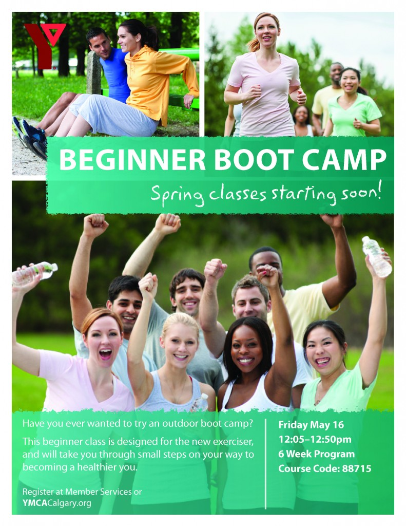 Beginner Bootcamp Poster