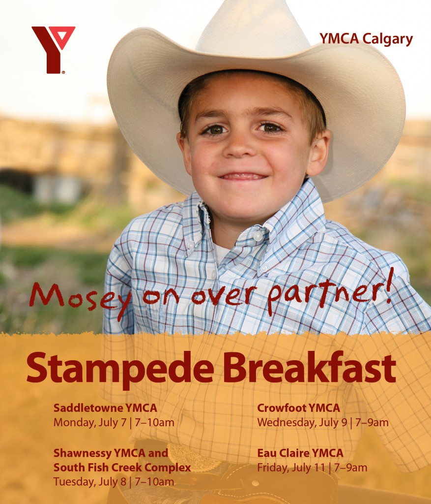 stampede breakfast invite
