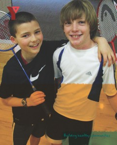 Youth Badminton