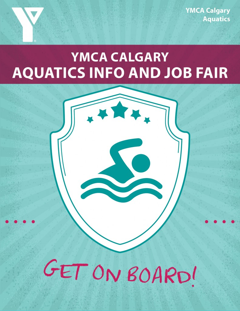 Aquatics hiring Event Display
