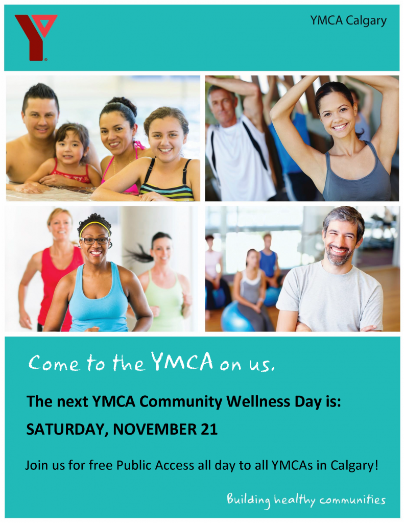 Community Wellness Day Poster NOV 21