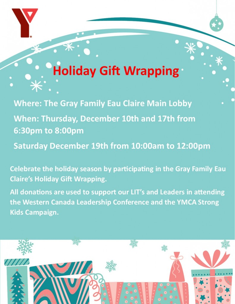 Gift Wrapping Posters