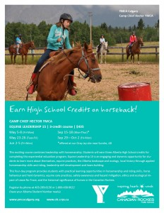 Equine Leadership 15 2017 poster